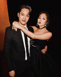 Kpop Couples, Real Couples, Bts And Exo, Exo Kai, Kim Jongin, Do Kyung Soo, Jennie Blackpink, Korean Artist, Jaehyun