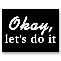 Simple motivation or minimalistic innuendo? You decide.
