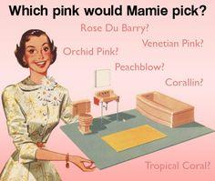 vintage pink bathroom article- 1927-62