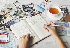 How (and Why) to Keep a Travel Journal – Ritz Tours Blog