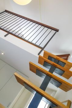 nätt smidig trappa till loft