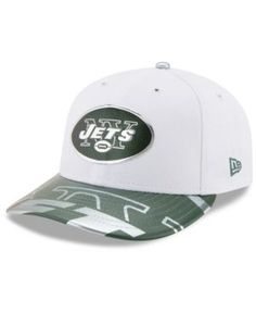 New Era New York Jets Low Profile 2017 Draft 59FIFTY Cap - Green 7 1/4