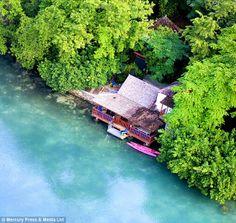Inside the idyllic resort where Ian Fleming created James Bond ~~ Gosh ~ On The Water:)