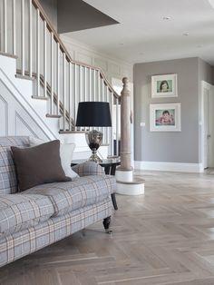 For new house Decor, House Styles, House Design, New Homes, House Flooring, Interior Design, Hallway Designs, Home Decor, House Interior