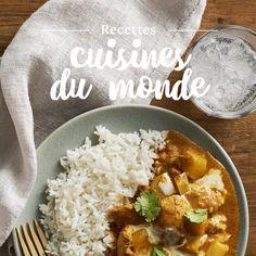 INGREDIENTS PAR SAPUTO   Voyagez Sans Sortir De La Maison Avec Nos Recettes  Inspirées Des Cuisines