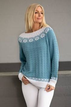 Baby Sweater Knitting Pattern, Fair Isle Knitting Patterns, Knitting Stiches, Crochet Poncho Patterns, Knitting Designs, Knit Crochet, Vintage Knitting, Cardigans For Women, Mantel