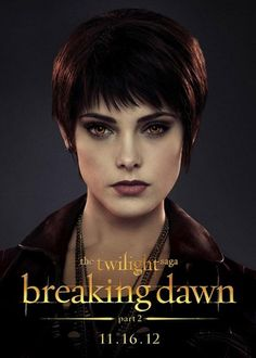 New character photo art of the different vampire covens in 'Twilight Saga: Breaking Dawn Part 2' movie.