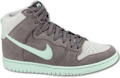 f469c1d59bdab Nike SB Dunk High – Earl Grey Medium Mint (Zima 2012)