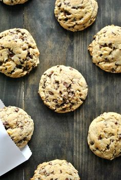 The DoubleTree (Hilton) Hotel gives one of these delicious cookies to each of their guests to make them feel special. One bite and you'll know why!