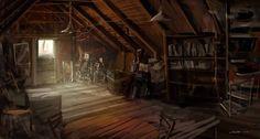 old attics - Google Search