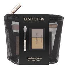 Makeup Revolution Handbag #hacks Contour Duo  - Click to view a larger image