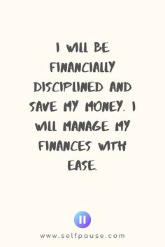 Enjoy this list of the top Debt Management affirmations to help you manage your debt and achieve your financial goals. Visit Selfpause for more affirmations. Wealth Affirmations, Positive Affirmations, Law Of Attraction Tips, Financial Goals, Money Management, Positive Thoughts, Debt, Finance, Encouragement
