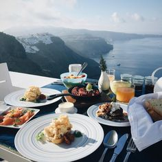 #breakfast with a view