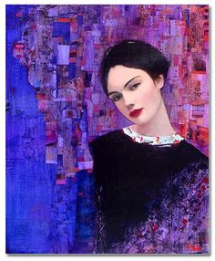 Hindart2: Paintings by Richard Burlet
