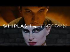 Whiplash vs. Black Swan — The Anatomy of the Obsessed Artist - YouTube