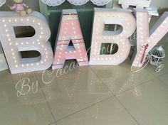 Hermosas letras iluminadas!!!
