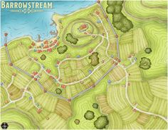Dark Cave, Village Map, Stuff For Free, Free Maps, Call Of Cthulhu, Fantasy Map, Custom Map, City Maps, Cartography