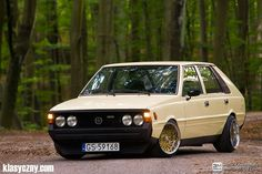 Hot Polish car - Polonez