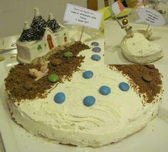 Torte Luna Terra - Cakes Apollo Calls Heart, heart calls Apollo ;)