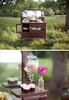 Des idees pour un mariage #vintage #diy | Emily Hajec Photography