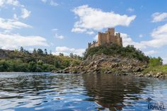 Zamek Almourol / Almourol Castle Monument Valley, River, Nature, Outdoor, Outdoors, Naturaleza, Outdoor Games, Nature Illustration, The Great Outdoors