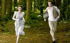Белла и Эдвард вампиры