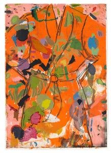 jim dine robe paintings | Review: Jim Dine's and William Mize's very different approaches to ...