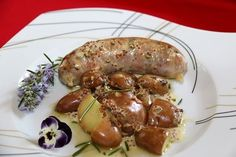 Tasty, Yummy Food, French Food, Charcuterie, Healthy Nutrition, Food Videos, Barbecue, Entrees, Sausage