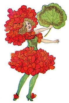 Thursday is Request Day – Flower Fairy, Alligator, Ivy, Seahorse