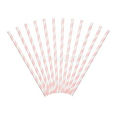 Coolmovers Tutti-Frutti Pack of Paper Straws