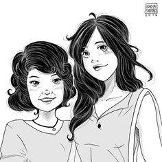 Generation Gap (Close Up) by chuunin7.deviantart.com on @DeviantArt