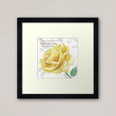 May you all have a great day! Just having Jesus makes every situation better.  #yellowroses #bibleverse #christiangifts #redbubble #redbubbleshop #watercolor-painting #roses