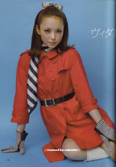 Namie Amuro / Magazines / 2008 / Spur (April)