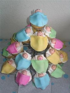 baby shower fun by Leticia M