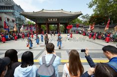 The Opening and Closing of the Royal Palace Gates and Royal Guard Changing Ceremonies (수문장 교대의식), Korea   NonPeakTravel.com