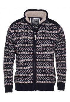 Kensington Intarsia Zip Up Cardigan Mens Clothing Sale, Men's Clothing, Great Mens Fashion, Mood Indigo, Top Sales, Zip Ups, Geometric Prints, Men Sweater