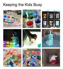 10+ Rainy Day Activities for the Kids (most using common household materials)