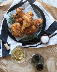 The best homemade fried chicken, EVER.