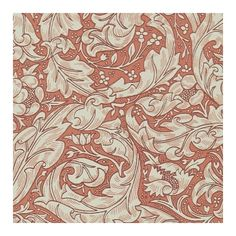Bachelors Button Wallpaper ($75) ❤ liked on Polyvore featuring home, home decor, wallpaper, red wallpaper, red home decor, red pattern wallpaper, pattern wallpaper and william morris wallpaper