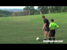 Position Specific passing for the Outside Back: Arne Barez - YouTube