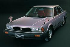 Tuning Honda, Japanese Domestic Market, Honda Accord Ex, Honda Motors, Honda Cars, Japanese Cars, Concept Cars, Motor Car, Vintage Cars