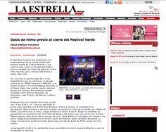 Showcase Festival Verde de Cultura Musical 2013 (FVCM) @HabanaPanamá - www.laestrella.com.pa