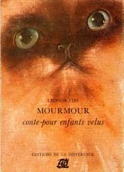 Mourmour, Conte pour Enfants Velus  - Mourmour, A Fairy Tale for Hairy Children  (1976)  | by  Leonor Fini