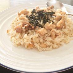 Chicken Rice #cookingtime