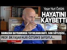 Yaşar Nuri Öztürk'ün Vefat Etmeden Önceki SON Röportajı / Ulusal Kanal 2...