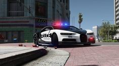 Grand Theft Auto, Police Cars, Bugatti, Racing, Vehicles, Sports, Geek, Toys, Running