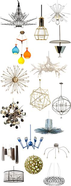 Modern Chandeliers and Pendants