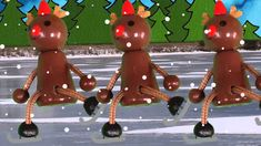 Five reindeer went out to play on Christmas Day but it was too cold! Great for toddlers, preschool, kindergarten children and the ESL classroom. Download on ...