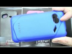 #HTC DROID Incredible 4G LTE #Incipio Feather Case Review @DayDeal_com