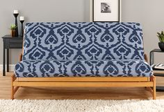 Sure Fit Slipcovers Ikat Futon Cover - Futon